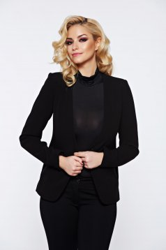 Sacou Top Secret S020233 Black