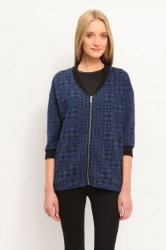 Jacheta Top Secret S020250 Blue
