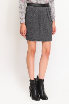 Fusta Top Secret S020467 DarkGrey