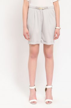 Pantalon Scurt Top Secret S020633 LightGrey