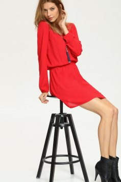 Rochie Top Secret S020754 Red