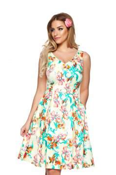 Rochie Top Secret Sensational Summer Yellow