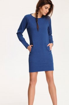 Rochie Top Secret S020814 DarkBlue