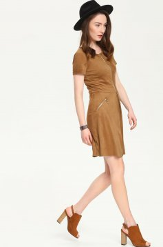Rochie Top Secret S020851 Brown
