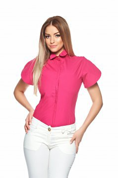 Camasa PrettyGirl Distinctive Look Pink