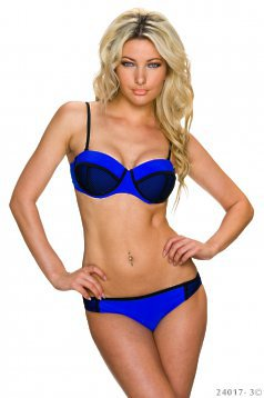 Costum De Baie Disclosure Blue