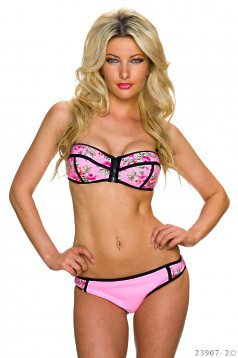Costum De Baie Perfect Voyage Pink