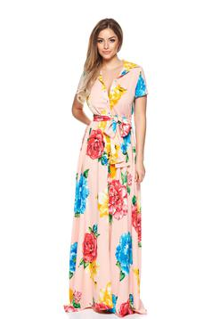 Rochie MissQ Natural Flowers Peach