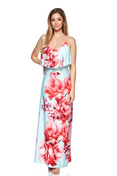 Rochie MissQ Smooth Nature LightBlue