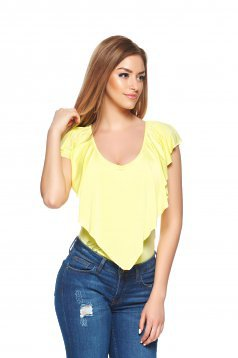 Body MissQ Summer Feeling Yellow