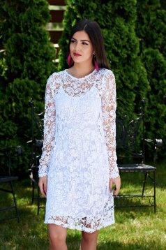Rochie MissQ Fashionable White
