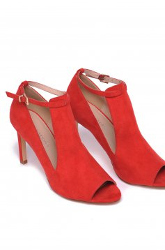 Pantofi Top Secret Alert Red