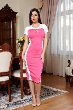 Rochie PrettyGirl Finesse Pink