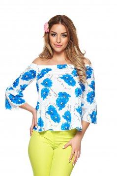 Bluza Fofy Street Chic Blue