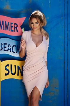Rochie StarShinerS Sugar Babe Love Peach