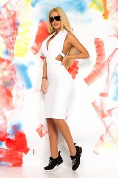Rochie Ocassion Doll Fantasy White