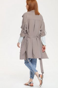 Trench Top Secret S021601 Brown