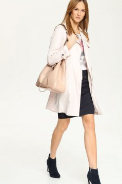 Trench Top Secret S021609 Pink