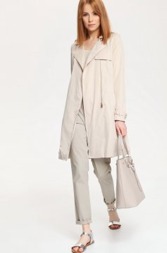 Trench Top Secret S021610 Peach