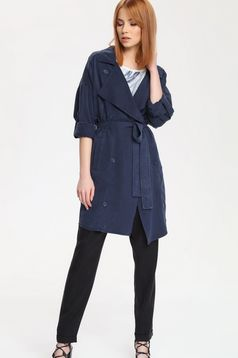 Trench Top Secret S021618 DarkBlue