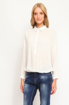 Camasa Top Secret S021725 White