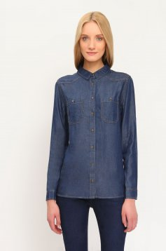 Camasa Top Secret S021737 Blue