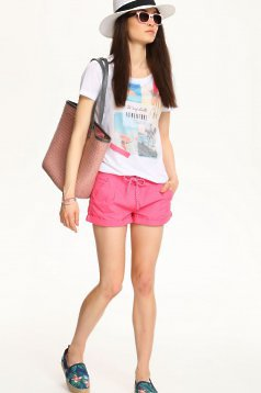 Pantaloni Scurti Top Secret Beach Dream Pink