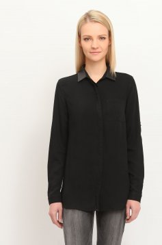 Camasa Top Secret S021838 Black