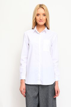 Camasa Top Secret S021903 White