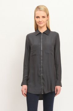 Camasa Top Secret S021917 Grey