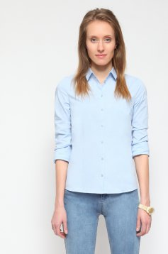 Camasa Top Secret S021979 LightBlue