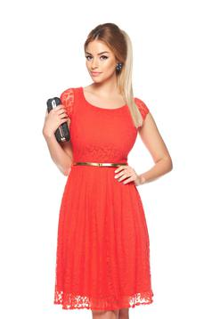 Rochie PrettyGirl Express Yourself Red