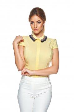 Camasa Fofy Visage Yellow