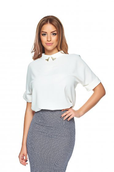 Bluza Fofy Early Date White