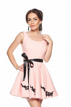 Rochie PrettyGirl Sensation Style Rosa