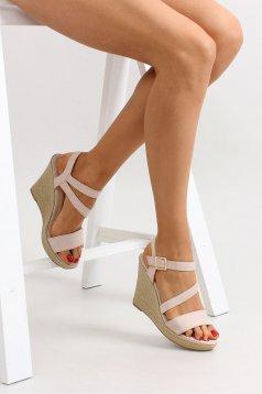 Sandale Modern Look Cream