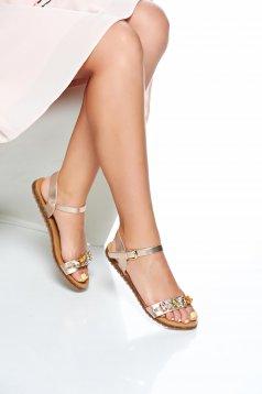 Sandale Walking Fame Gold