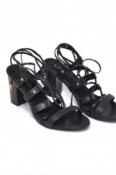 Sandale Top Secret Street Fashion Black