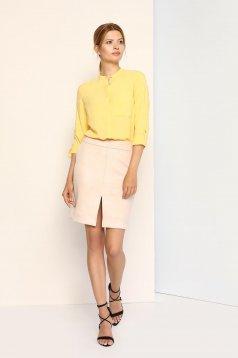 Camasa Top Secret SKL2061 Yellow