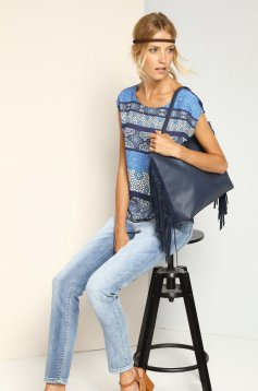 Tricou Top Secret S022392 DarkBlue