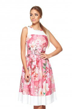 Rochie LaDonna Lovely Vacation Pink