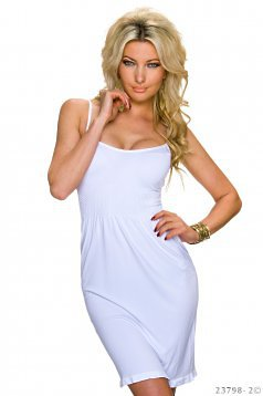 Rochie Nice Style White