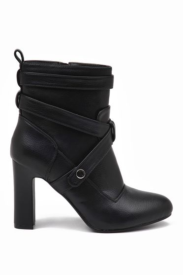 Botine Top Secret S022435 Black