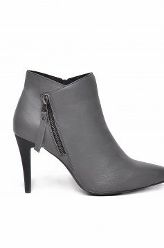 Botine Top Secret S022436 Grey