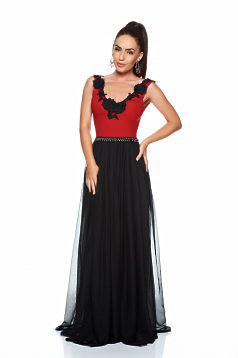 Rochie Artista Mysterious Diva Red