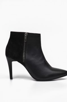 Botine Top Secret S022455 Black