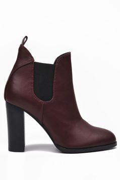 Botine Top Secret S022469 Red