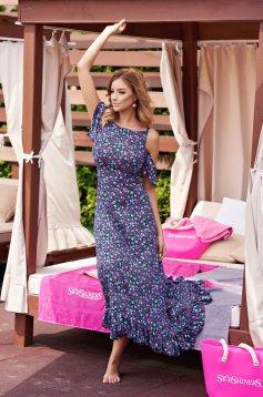 Rochie StarShinerS Resort Purple