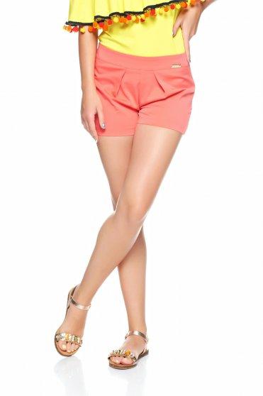 Pantaloni Scurti Prettygirl Summer Feeling Coral