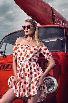 Rochie PrettyGirl Casual Style Red